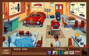Detroit - Impressions Games, Sierra - Amiga, DOS