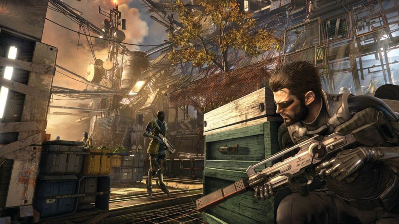 Deus Ex Mankind Divided - E3 2015