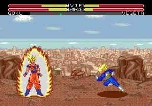 Dragon Ball Z - Tose, Bandai - Megadrive, Supernintendo
