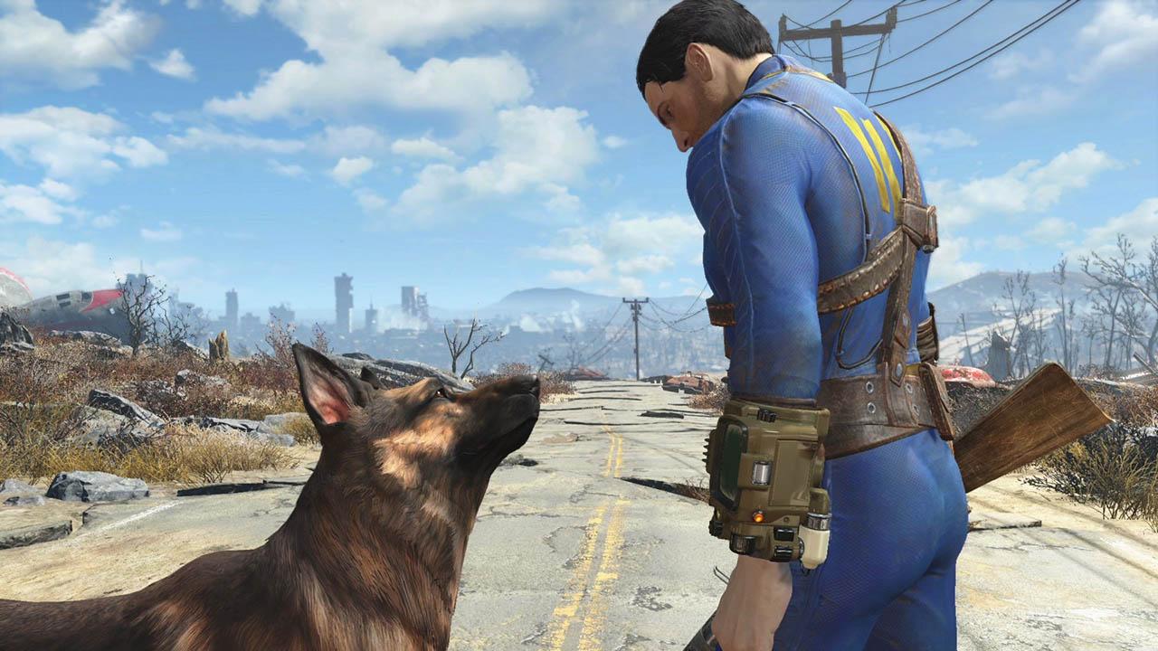 Nuevo parche beta de Fallout 4 en Steam