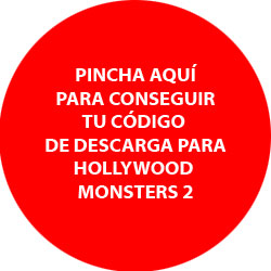 Pincha aquí para conseguir tu código de Hollywood Monsters 2