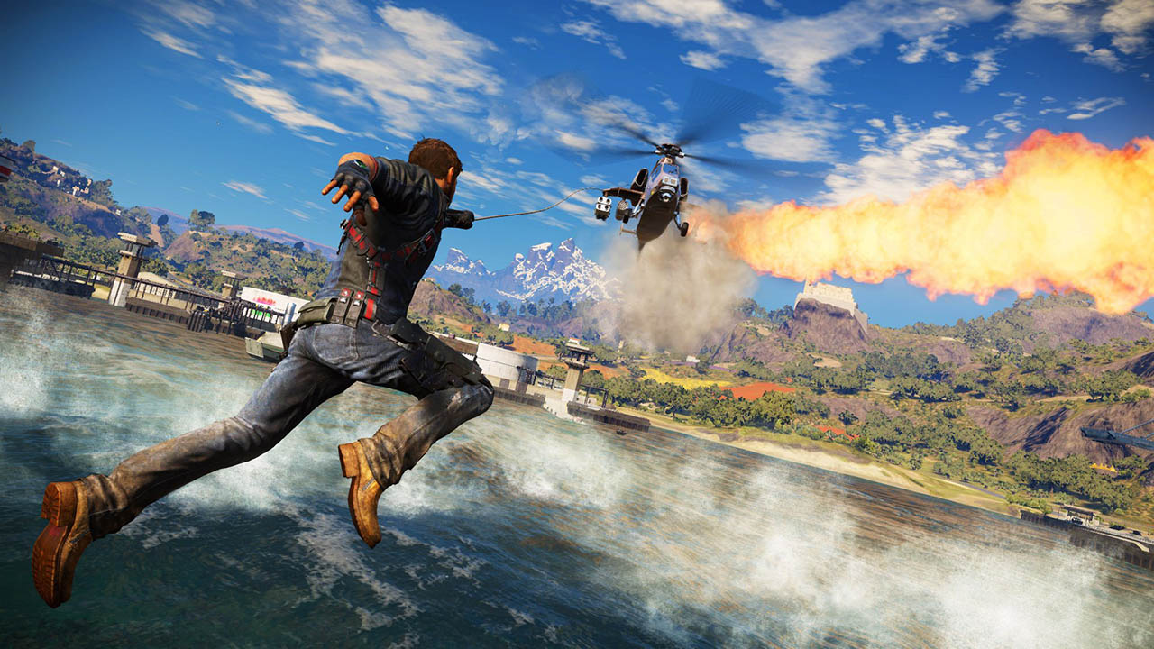 Just Cause 3 - E3 2015