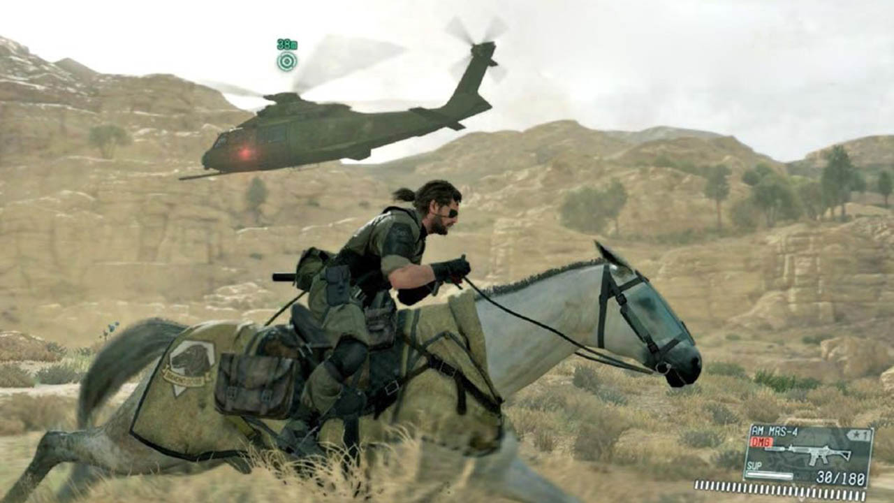 Metal Gear Solid V - E3 2015