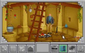 RedHell - Castleworks, Merit Software - DOS