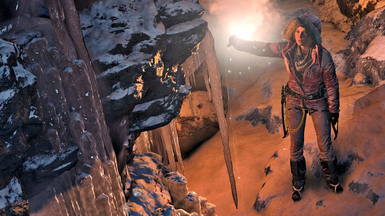 Rise of the Tomb Raider - E3 2015