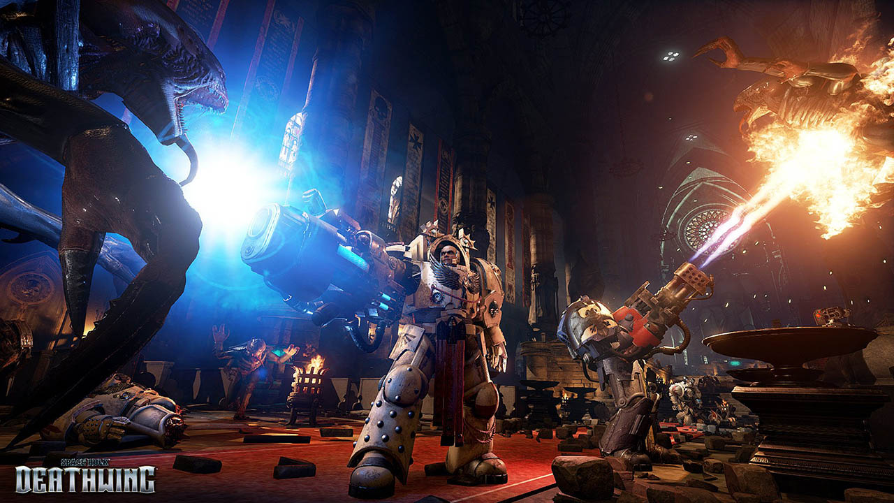 FPS Space Hulk Deathwing