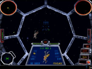 Star Wars TIE Fighter - LucasArts -DOS