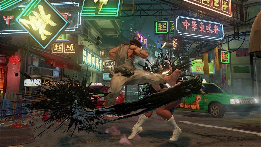 Street Fighter V  - E3 2015