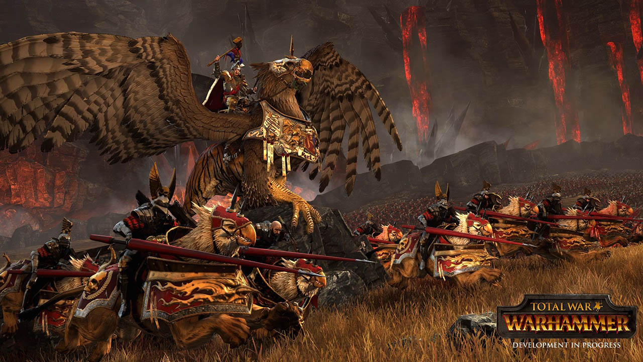 Total War Warhammer - E3 2015