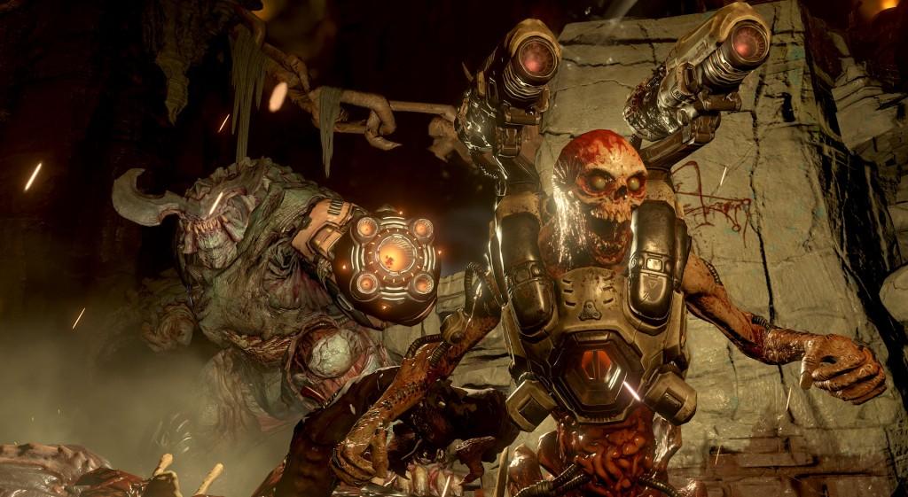 Doom se presenta en el E3