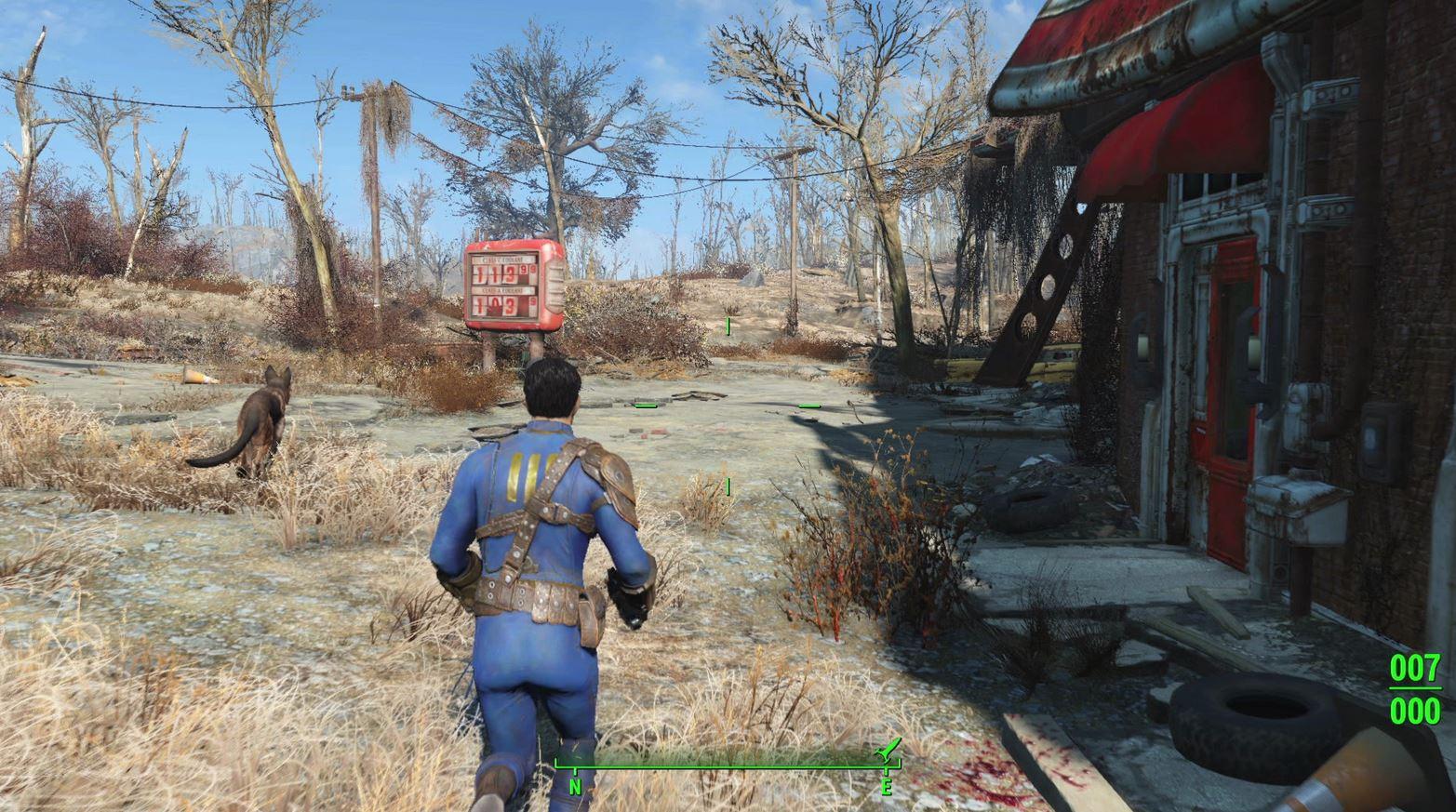 Es un hecho que Fallout 4 va a absorbernos la vida a litros y que levantarse del escritorio será una tortura.