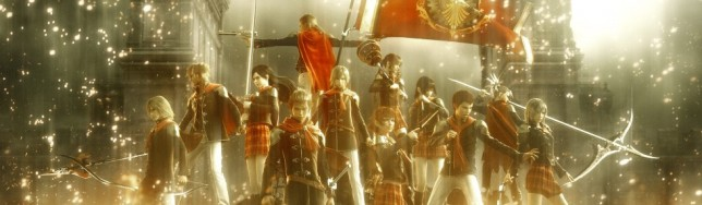 Final Fantasy Type-0 HD llegará a Steam en algún momento.