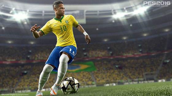 gráficos de Pro Evolution Soccer 2017