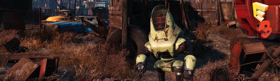 Ya es oficial, Fallout 4 llegará a PC, Xbox One y PS4 próximamente, ya podemos ver el tráiler que nos muestra las primeras imágenes del juego. Bethesda seguro que se reserva los detalles más llamativos para el próximo E3.