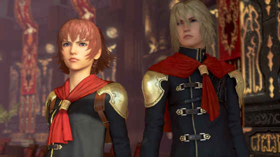 Final Fantasy Type-0 HD