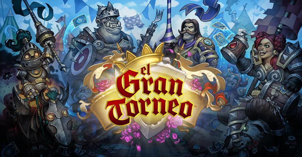 El Gran Torneo incluye 132 cartas, la mayor cifra introducida en Hearthstone hasta el momento, de ahí que la expansión sea tan cara.