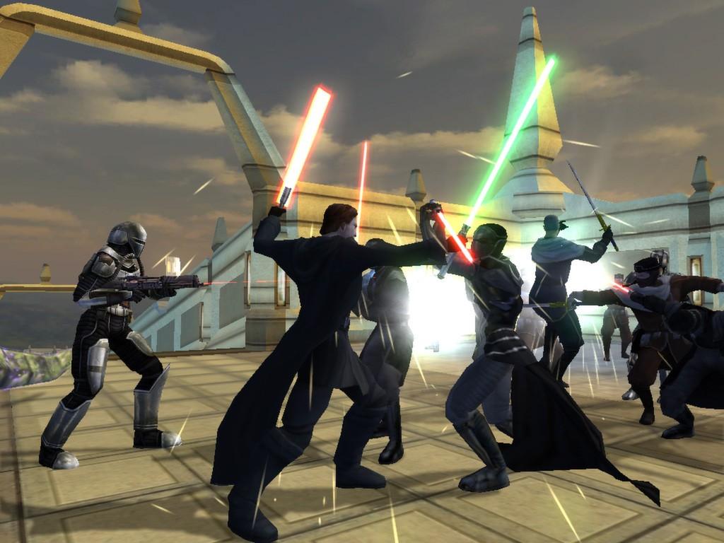La saga Caballeros de la Antigua Republica, en sus siglas ingleses 'KOTOR', fue una precursora de Mass Effect y una gran apuesta por adaptar Star Wars bien.