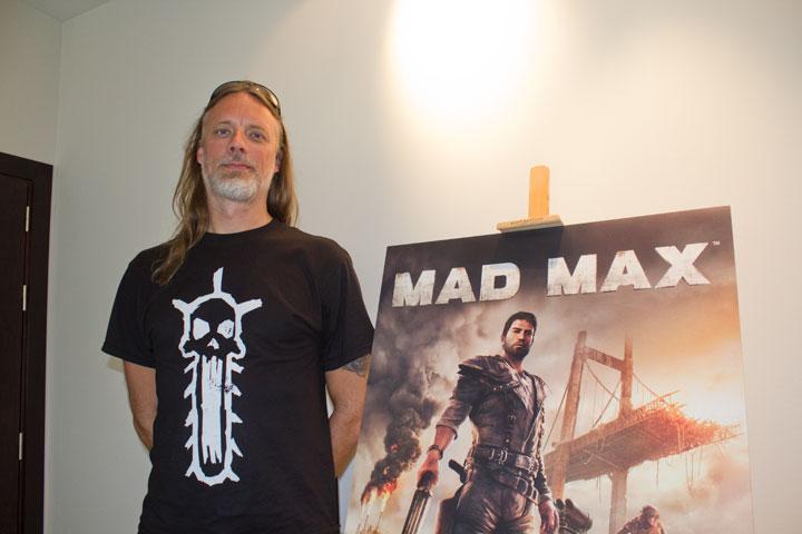 Magnus Nedfords