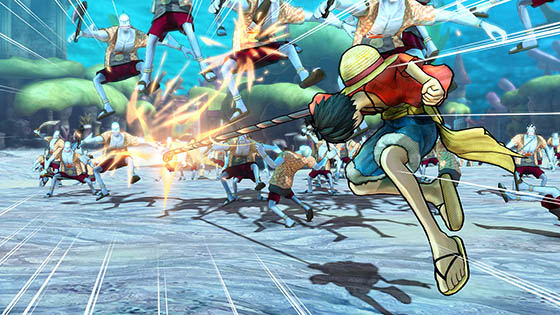 One Piece Pirate Warriors 3 c