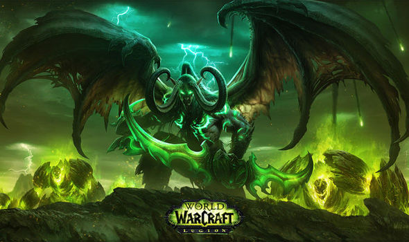 Nueva actualización de World of Warcraft