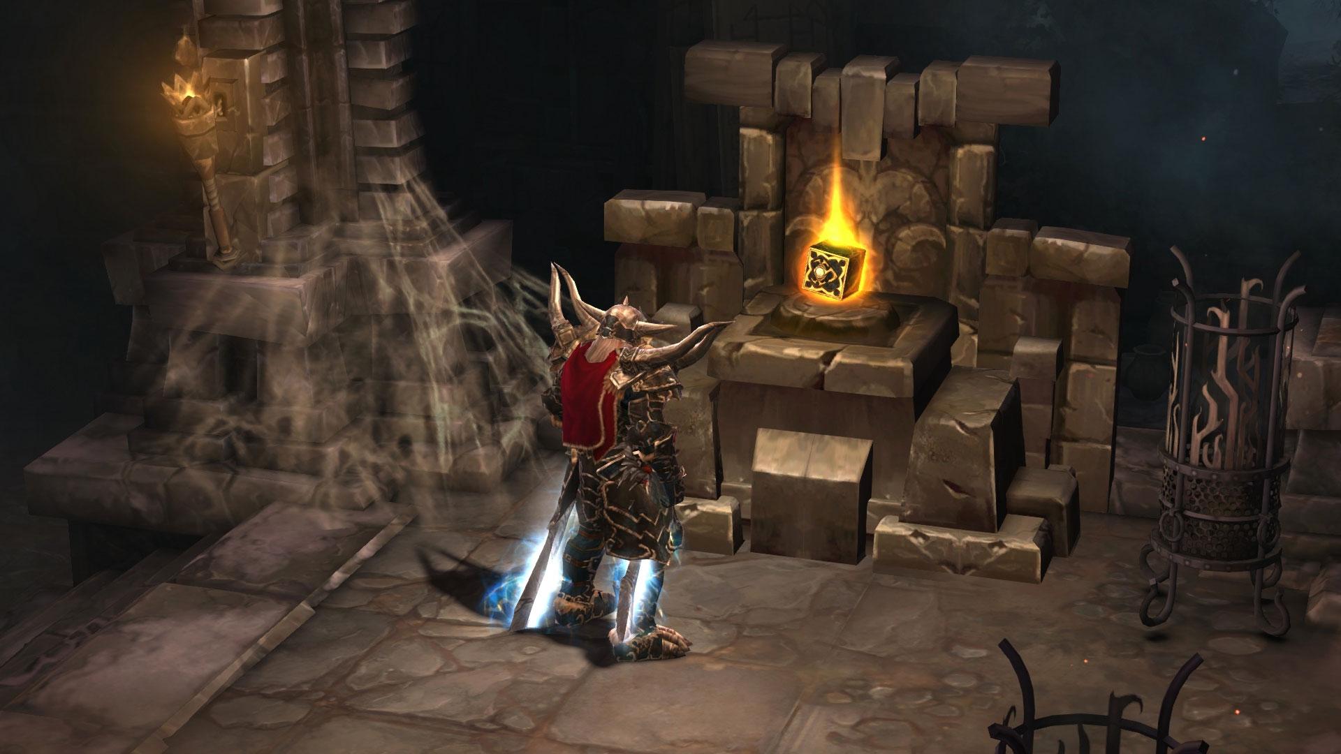 Diablo III recibe el parche 2.3.0