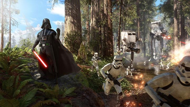 SW Battlefront desvela el modo Supremacía