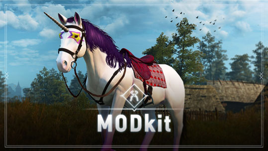 El MODkit de The Witcher 3 ya está disponible.