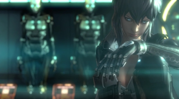 Motoko, I love you.