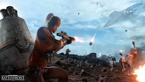 area de capsulas star wars battlefront