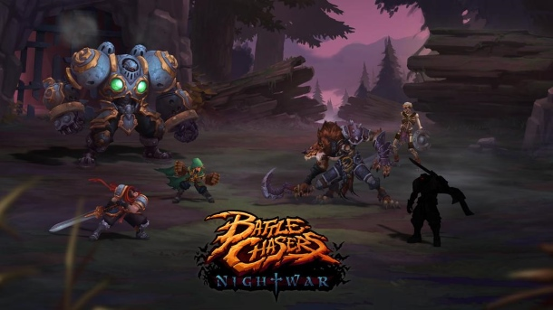 Airship Syndicate ha desvelado el Kickstarter para la financiación de su JDRJ Battle Chasers Nightwar.