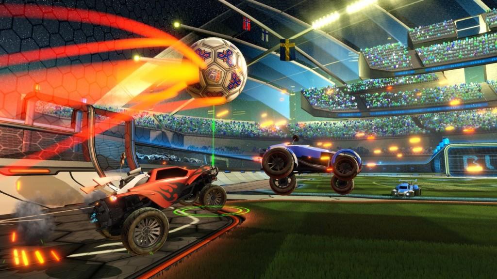 El nuevo modo de juego de Rocket League se llama Rumble y viene listo para revolucionar un poquito la manera en la que jugamos.