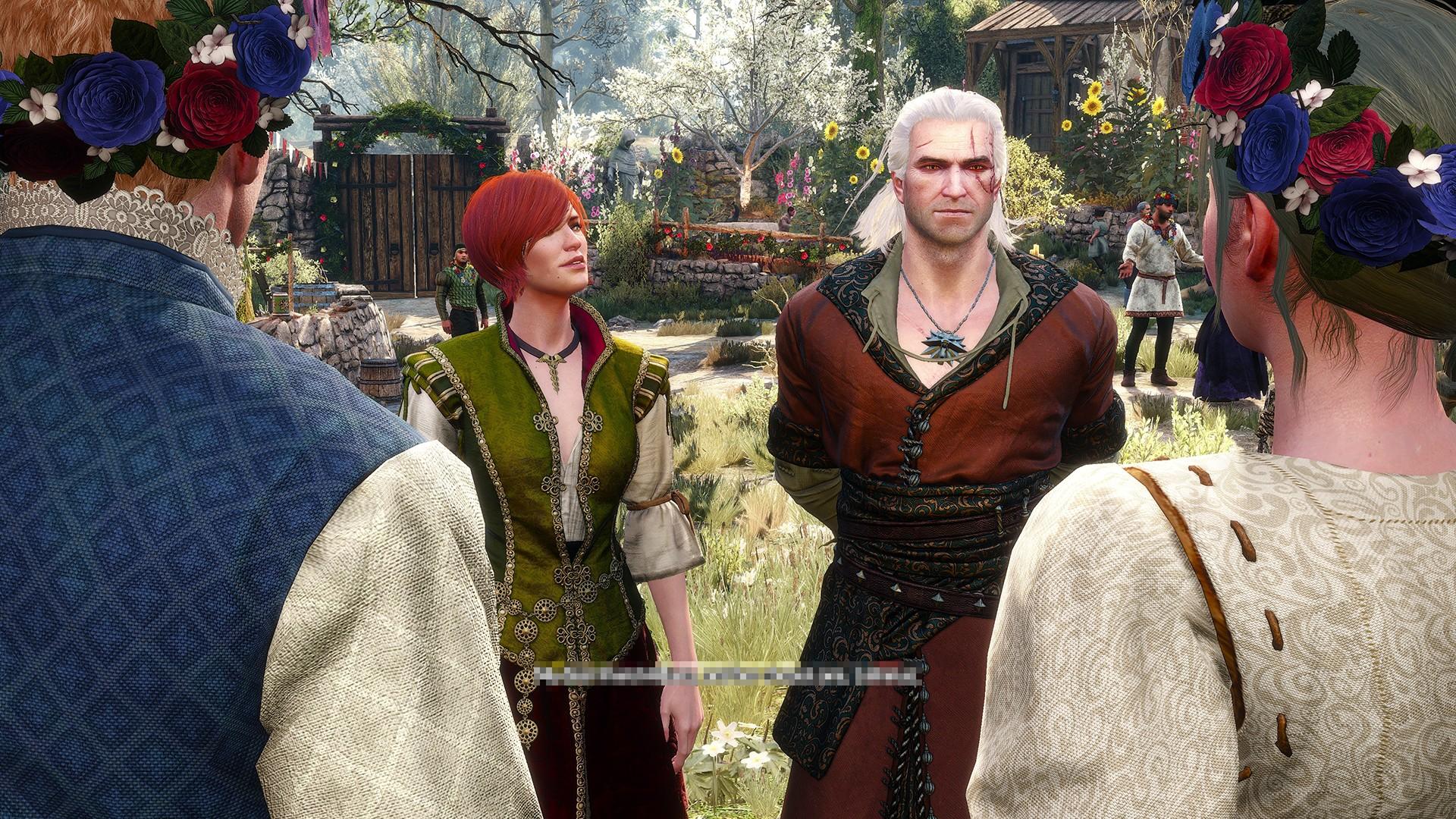 Hearts of Stone es la primera expansión de The Witcher 3 y se lanza la semana que viene. Incluirá unas 10 horas más de contenido.