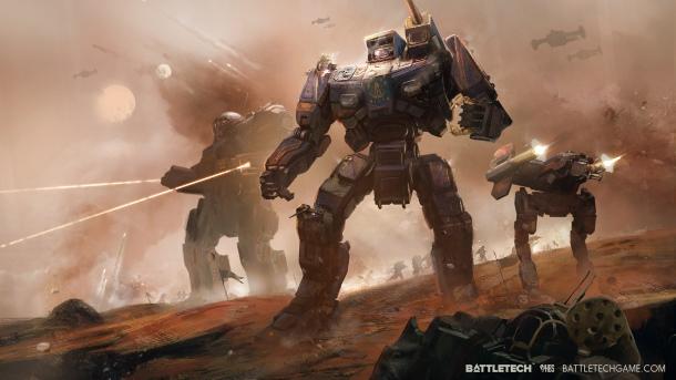 Battletech será una realidad dentro de dos años.