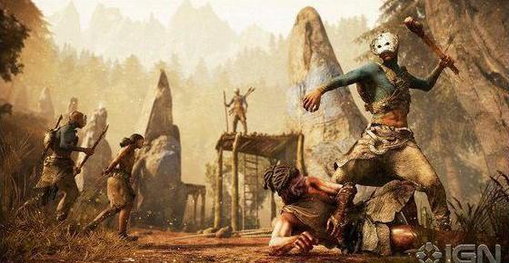 De momento se sabe bien poquito sobre Far Cry Primal, solo que se desarrolla en Ubisoft, que se ambienta en una época muy remota y que no es Far Cry 5