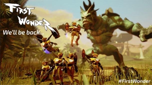 La campaña de Kickstarter de First Wonder ha sido cancelada.