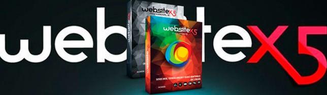 website x5 v12