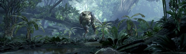 Back to Dinosaur Island cabecera