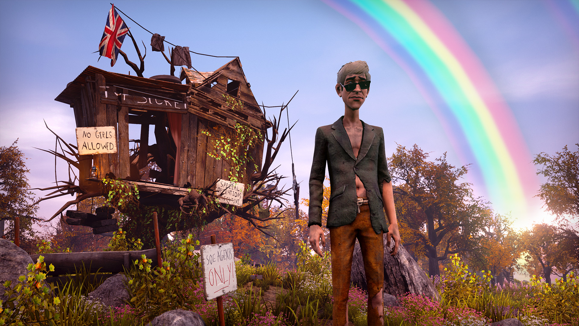 We Happy Few ya está disponible