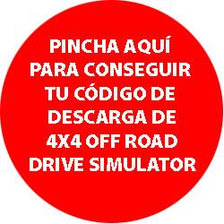 Pincha para conseguir tu código de 4x4 Off-Road Drive Simulator