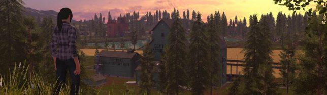 gameplay tráiler del nuevo Farming Simulator 17