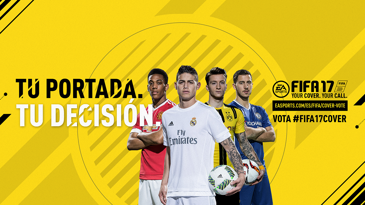 portada de FIFA 17