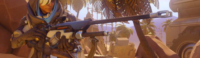 Ana es uno de los Héroes ligeramente modificados en esta nueva actualización de Overwatch.