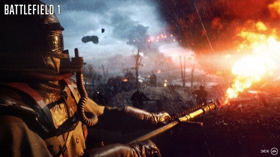 Modo paloma en Battlefield 1
