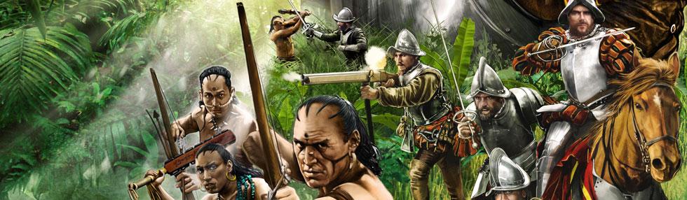 Este mes, Micromanía te regala una genial aventura de exploración, historia, rol y estrategia, Conquistadores del Nuevo Mundo. ¡No te la pierdas!