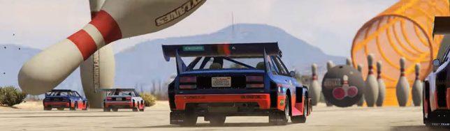 Trackmania llegará a GTA Online