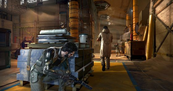 Requisitos de Deus Ex Mankind Divided