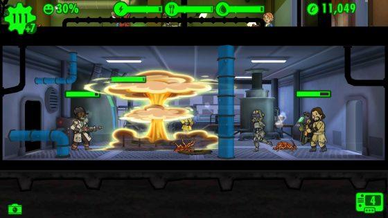 Lanzamiento de Fallout Shelter en PC