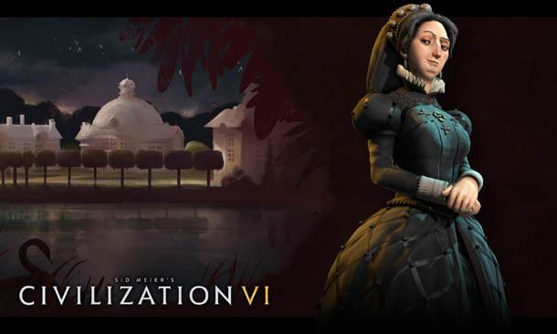 Tráiler de Civilization VI con Catalina de Médici