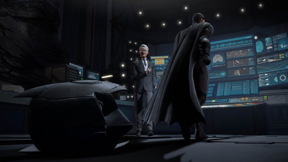 Batman de telltale para PC