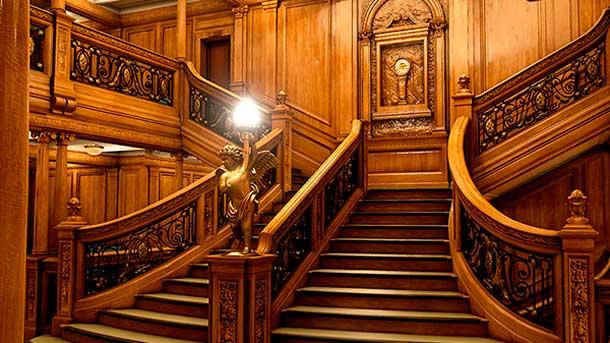 El hundimiento del Titanic da para muchas historias, sobre todo antes de hundirse.